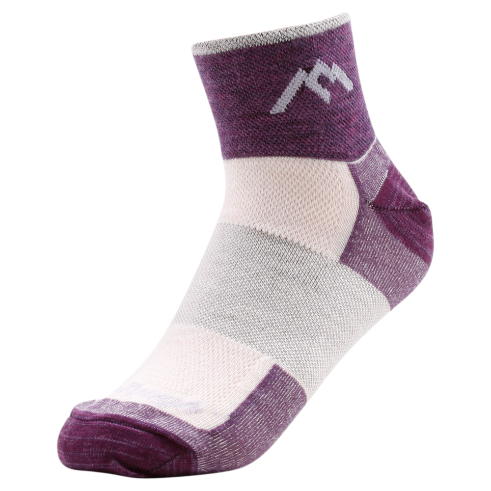 Darn Tough Vermont 1/4 Mesh 3 Pair Pack Socks - Women - ShoeBacca.com