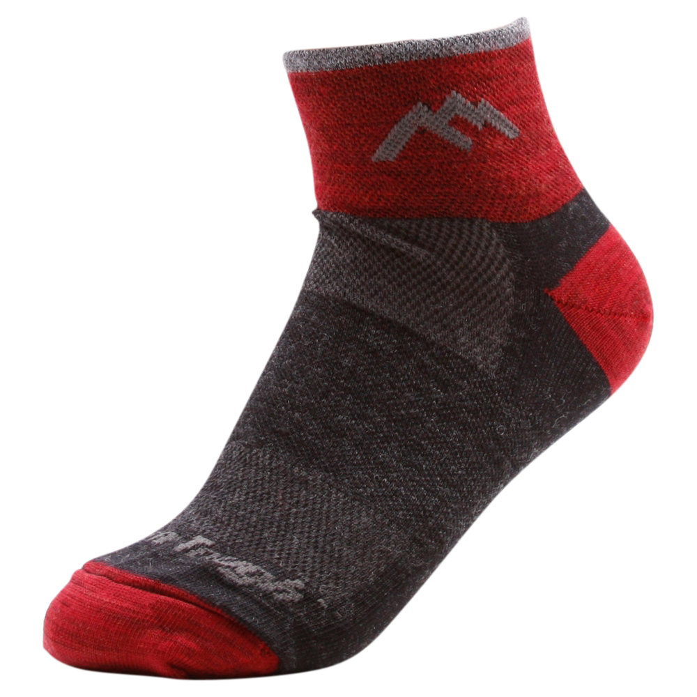 Darn Tough Vermont 1/4 Mesh 3 Pair Pack Socks - Men - ShoeBacca.com