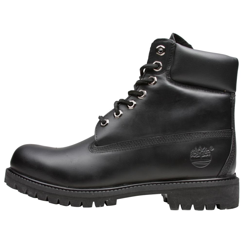 "Timberland 6"" Premium Smooth Boots Shoes - Men - ShoeBacca.com"