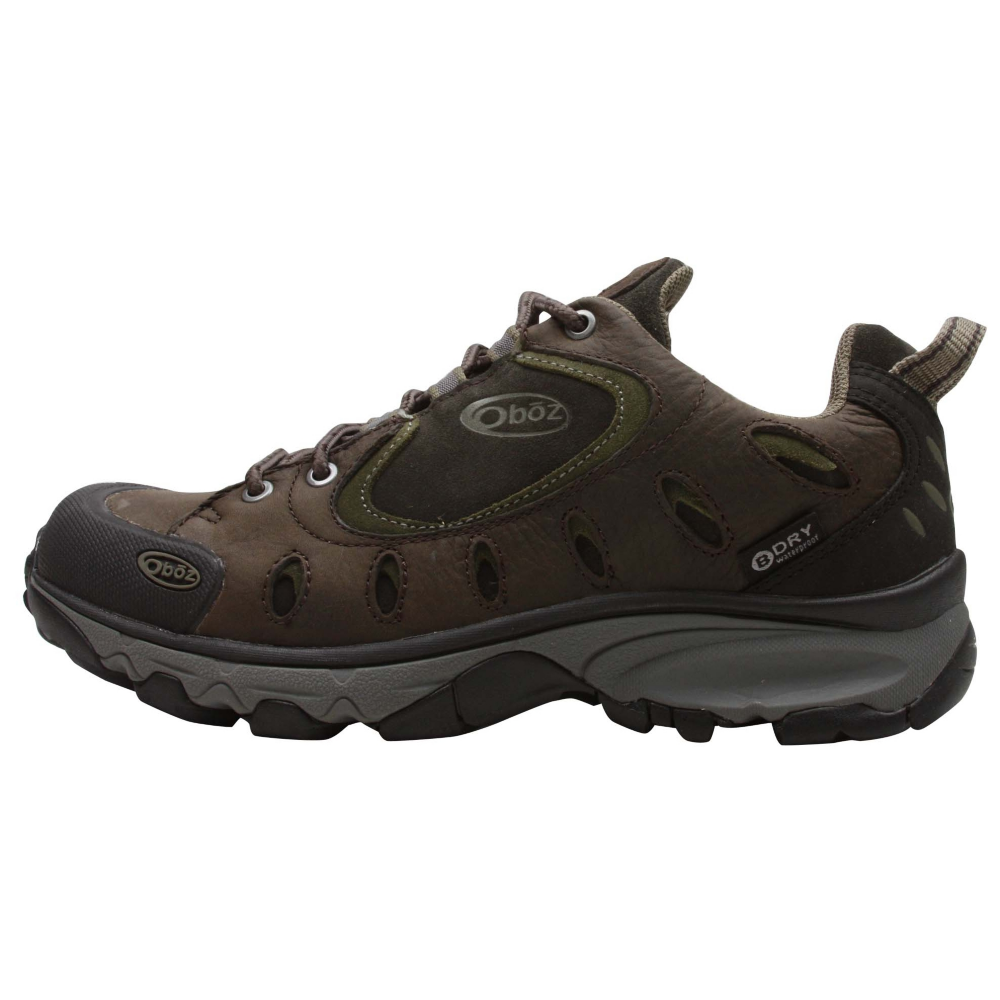 Oboz Gallatin Hiking Shoes - Men - ShoeBacca.com