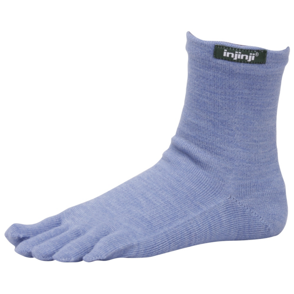 Injinji Outdoor Quarter (3 Pack) Socks - Unisex - ShoeBacca.com