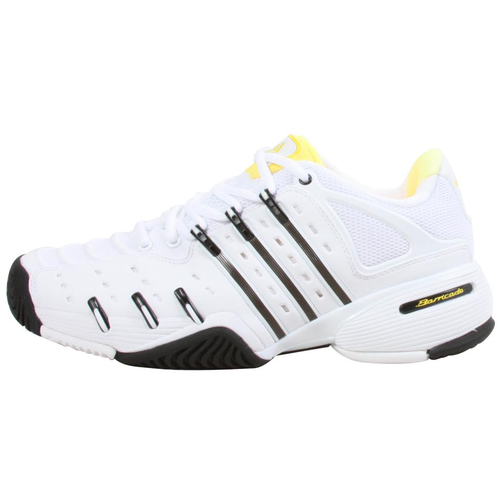 adidas Barricade V Tennis Shoes - Women - ShoeBacca.com