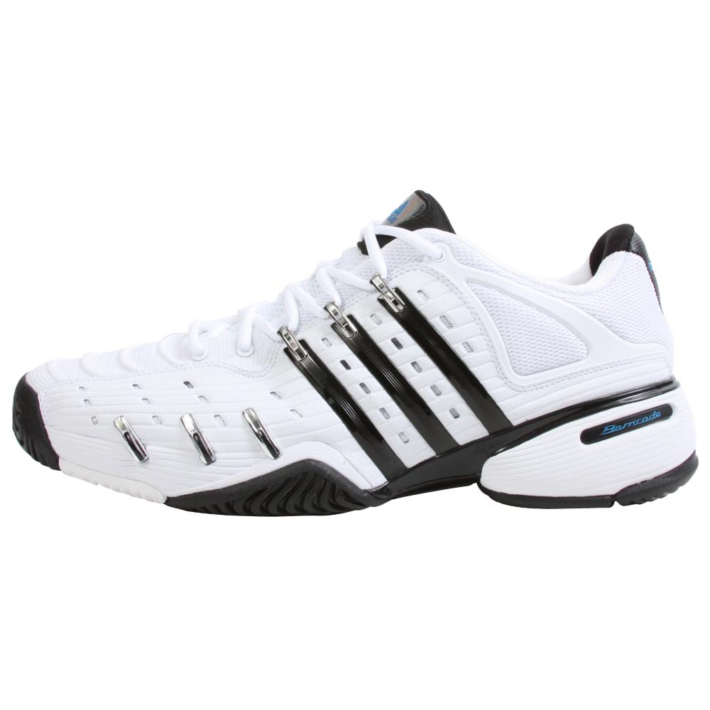 adidas Barricade V Tennis Shoes - Men - ShoeBacca.com