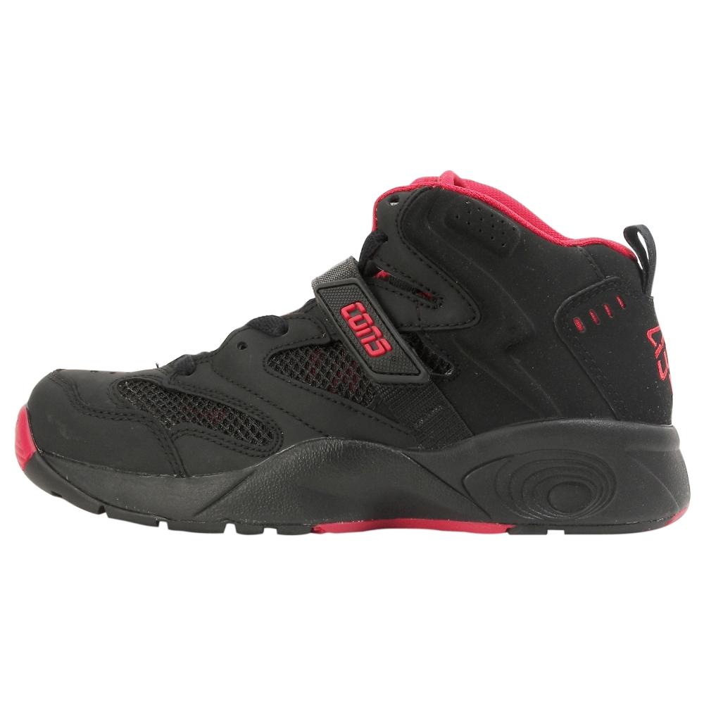 Converse RNS 93 Mid Basketball Shoes - Kids - ShoeBacca.com