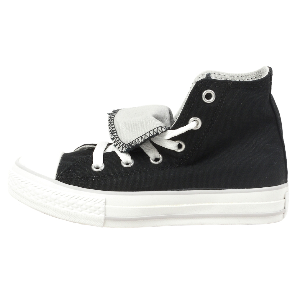 Converse Chuck Taylor Double Tongue Hi Retro Shoes - Toddler - ShoeBacca.com