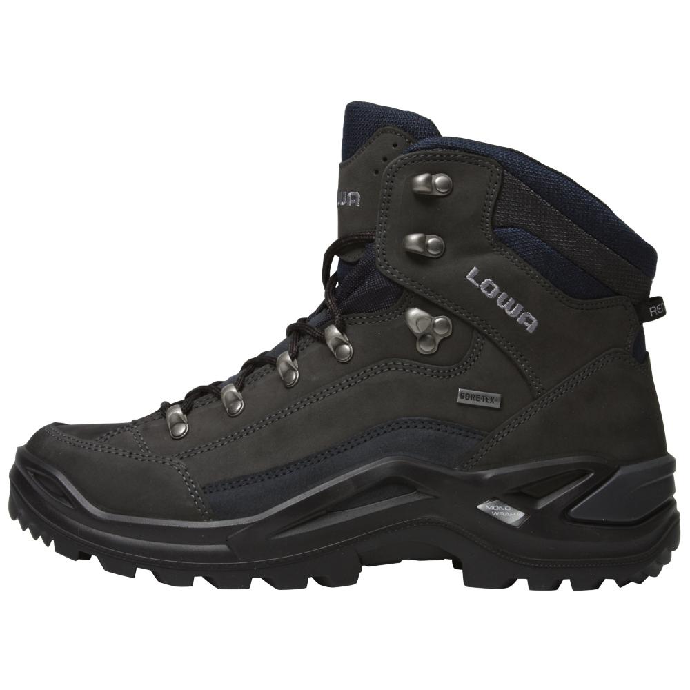 Lowa Renegade GTX Mid Hiking Shoes - Men - ShoeBacca.com