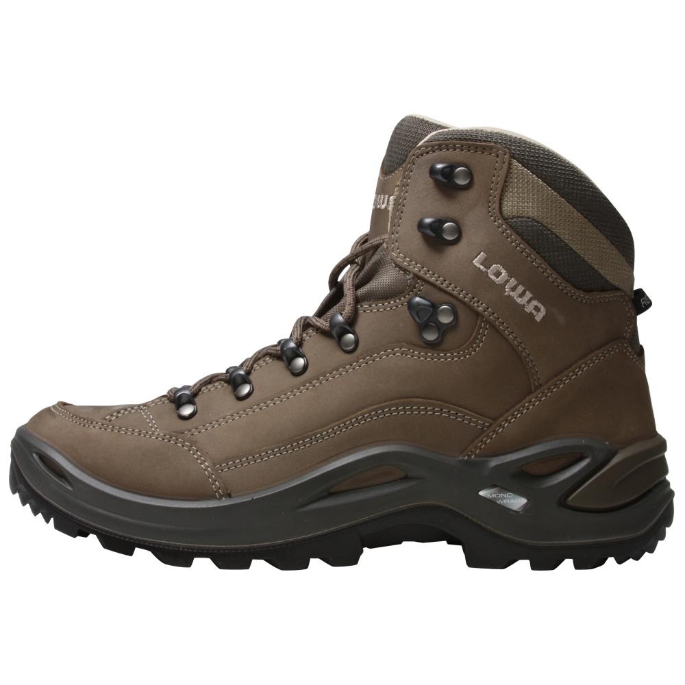 Lowa Renegade LL Mid Hiking Shoes - Women - ShoeBacca.com