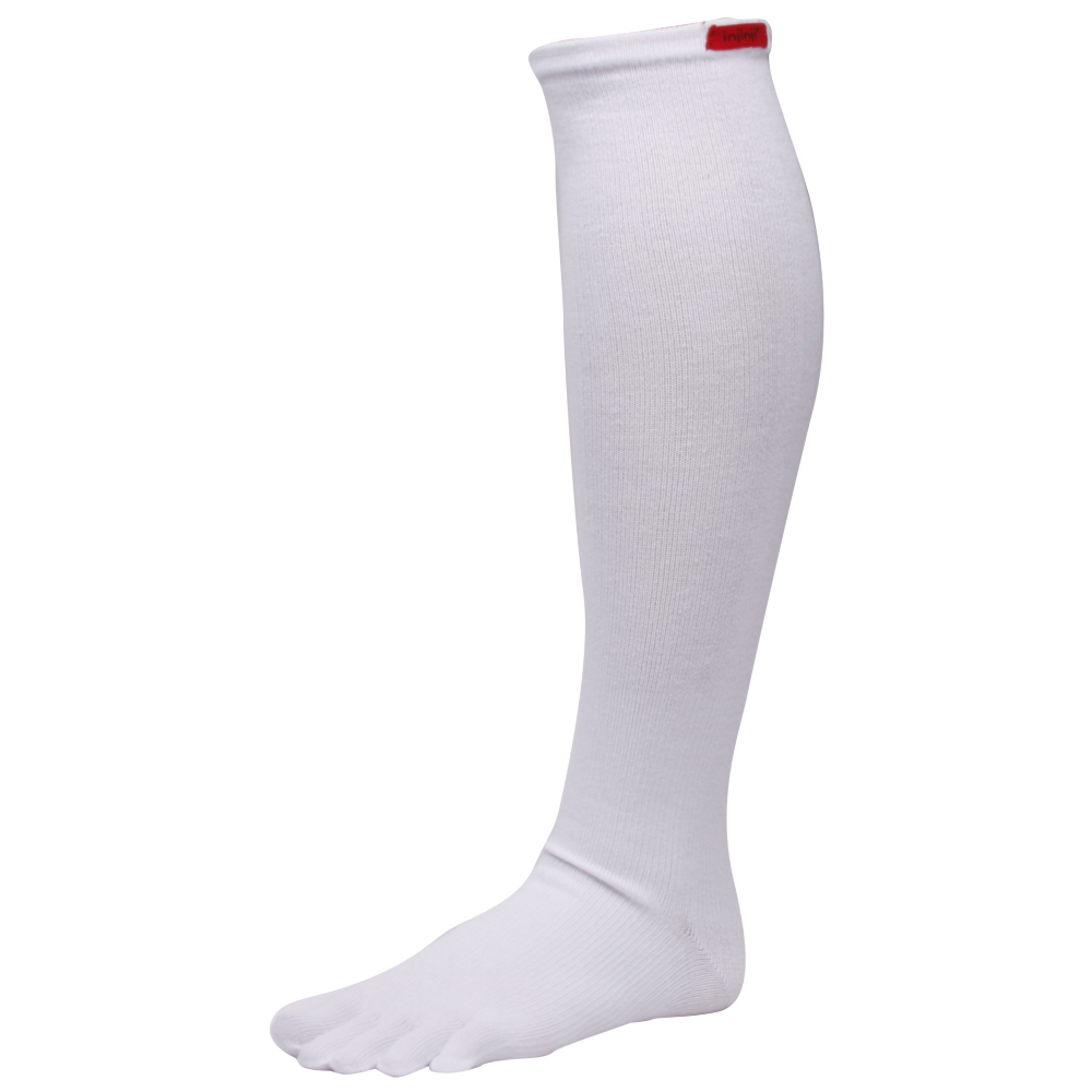 Injinji Compression Over the Calf (2 Pack) Socks - Unisex - ShoeBacca.com