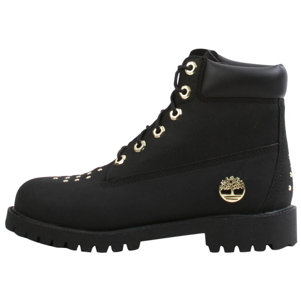 Timberland 6 Inch Studded Boots Shoes - Kids,Men - ShoeBacca.com