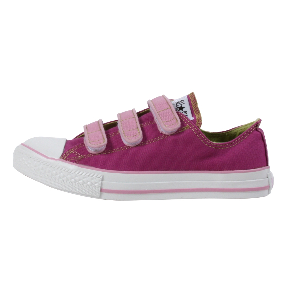 Converse Chuck Taylor All Star 3 Strap Ox Athletic Inspired Shoe - Kids,Toddler - ShoeBacca.com