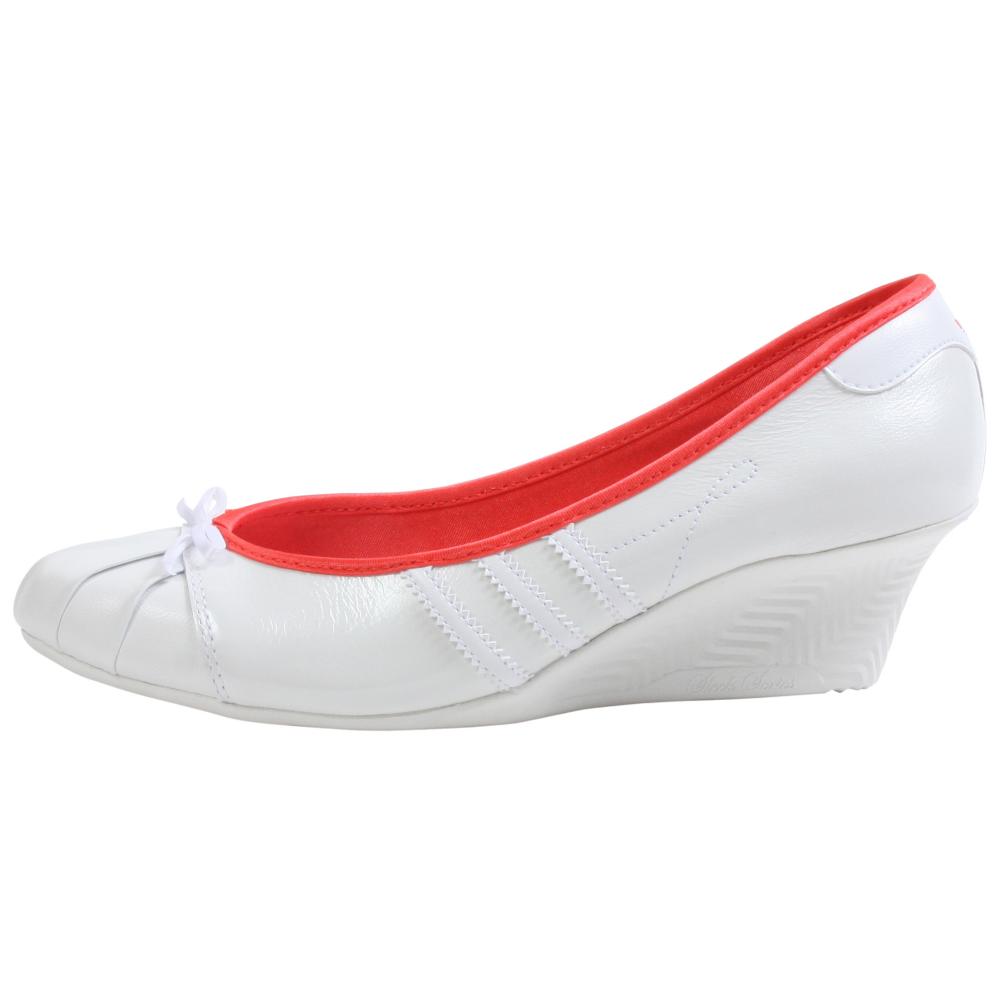 adidas Superstar Heel Wedges - Women - ShoeBacca.com