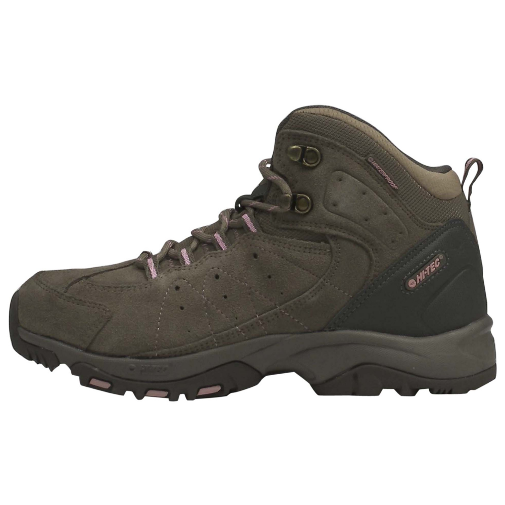 Hi-Tec Lynx Trail Mid WP Hiking Shoe - Women - ShoeBacca.com