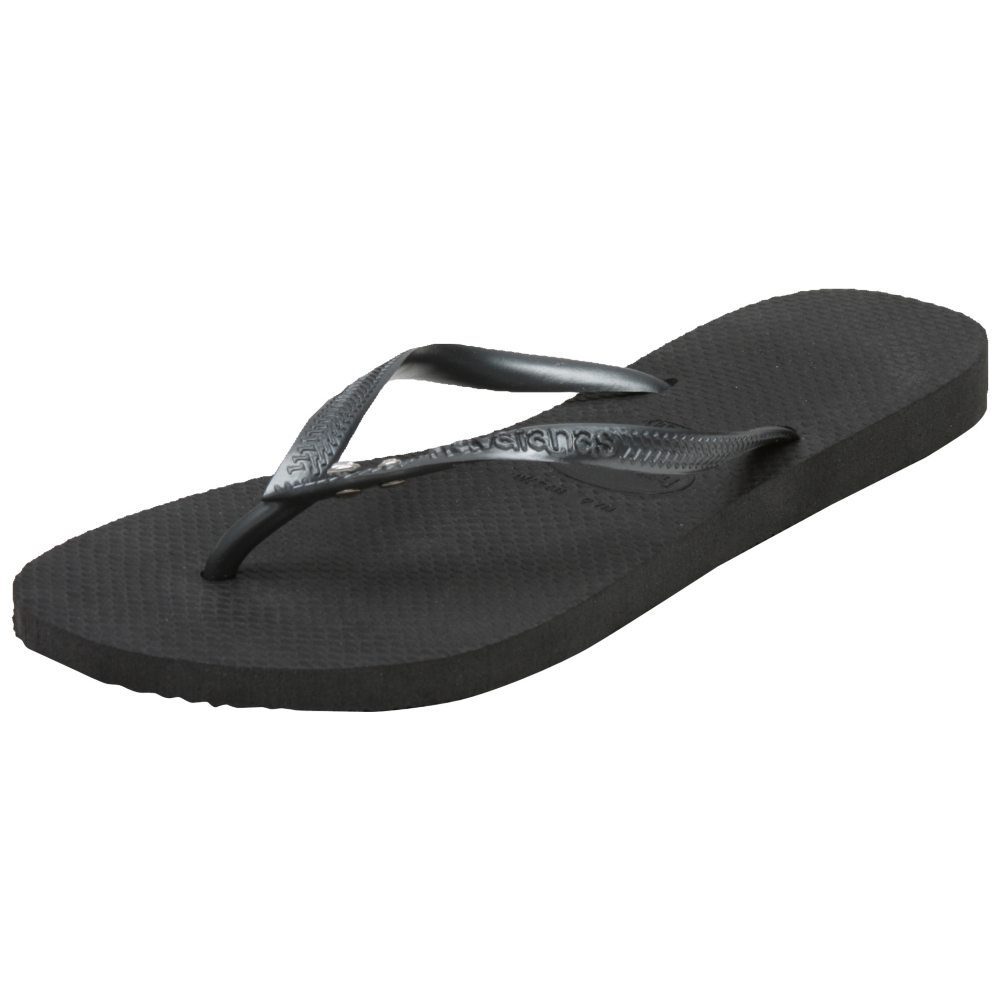Havaianas Slim Crystal Shine Sandals - Women - ShoeBacca.com