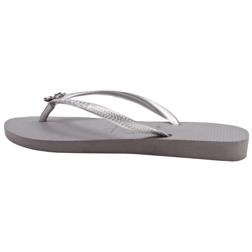 Havaianas Slim Crystal Bow Sandals - Women - ShoeBacca.com