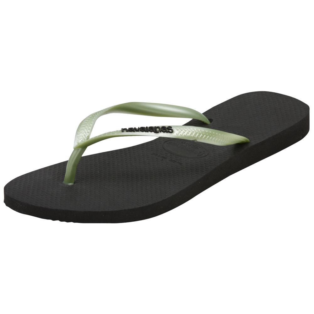 Havaianas Slim Logo Pop-Up Sandals Shoe - Women - ShoeBacca.com