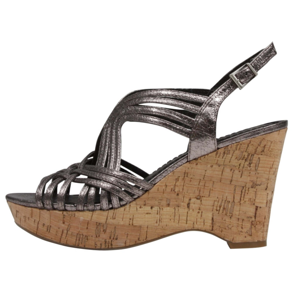 Franco Sarto Flurry Heels Wedges Shoe - Women - ShoeBacca.com