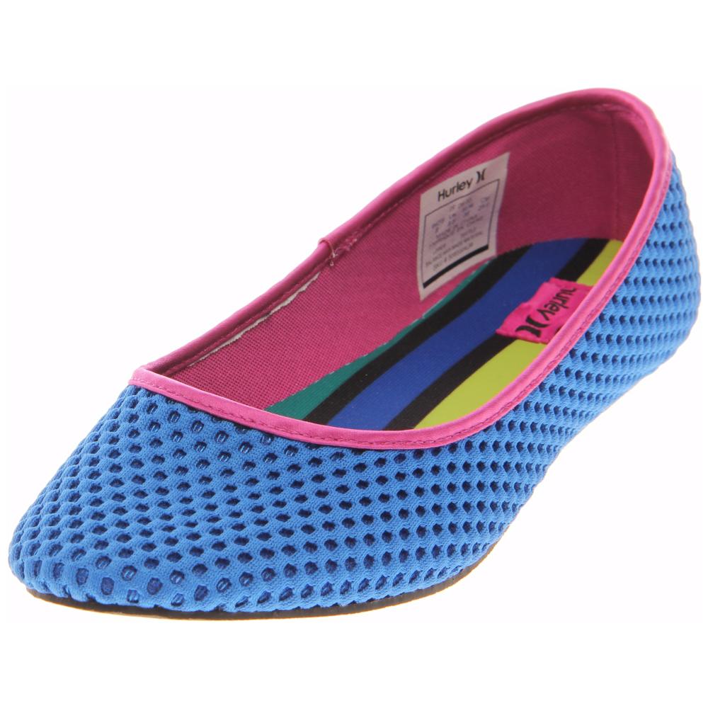 Hurley Jackie Slip Flats - Women - ShoeBacca.com