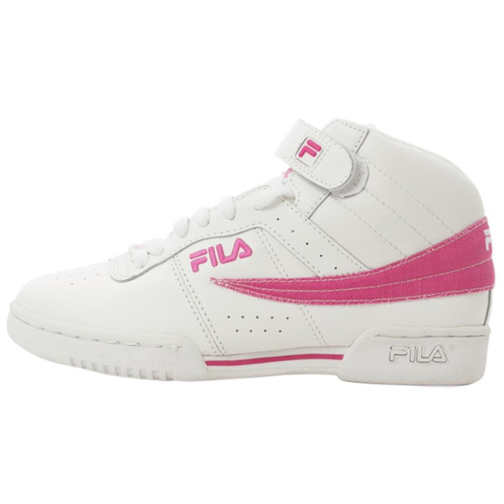 Fila F-13 Denim Retro Shoes - Women - ShoeBacca.com