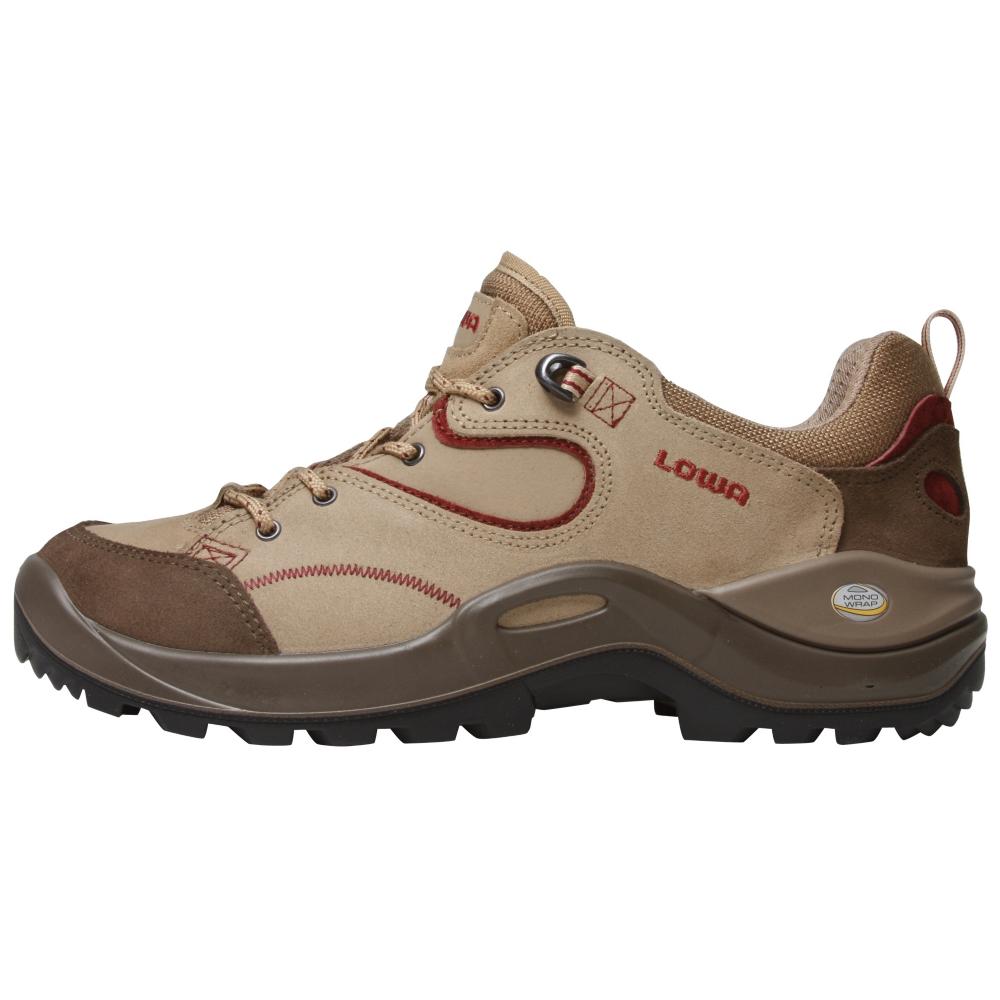 Lowa Tempest Lo Hiking Shoes - Women - ShoeBacca.com