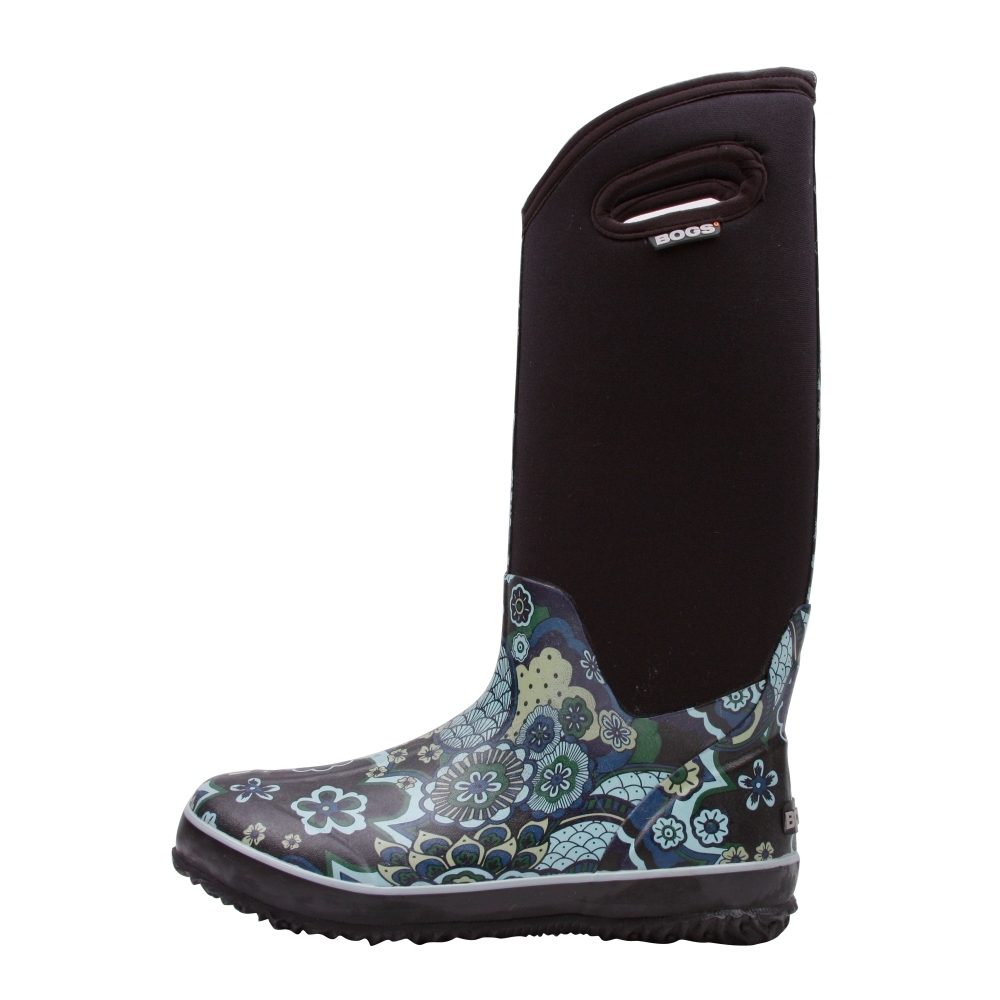 BOGS Classic High Paisley Winter Boots - Women - ShoeBacca.com