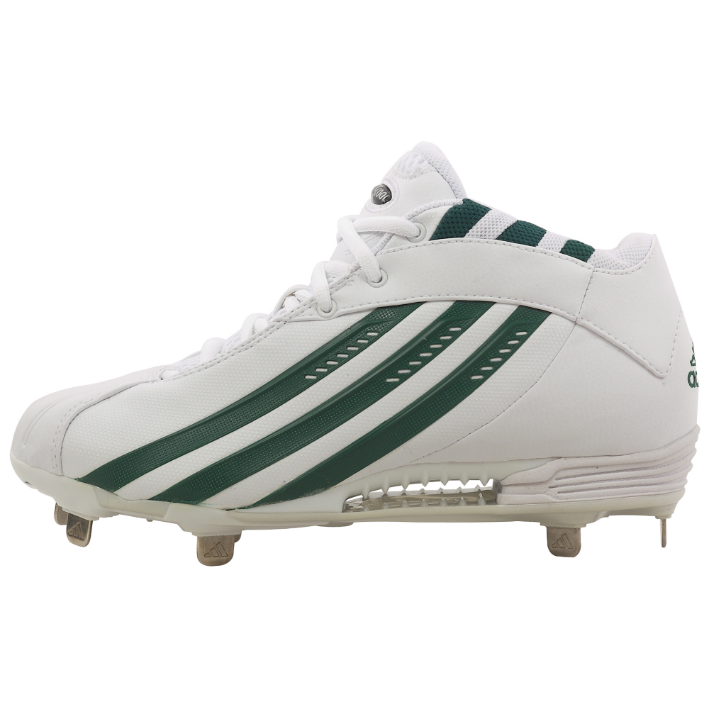 adidas Clima Phenom Mid Baseball Softball Shoes - Men - ShoeBacca.com
