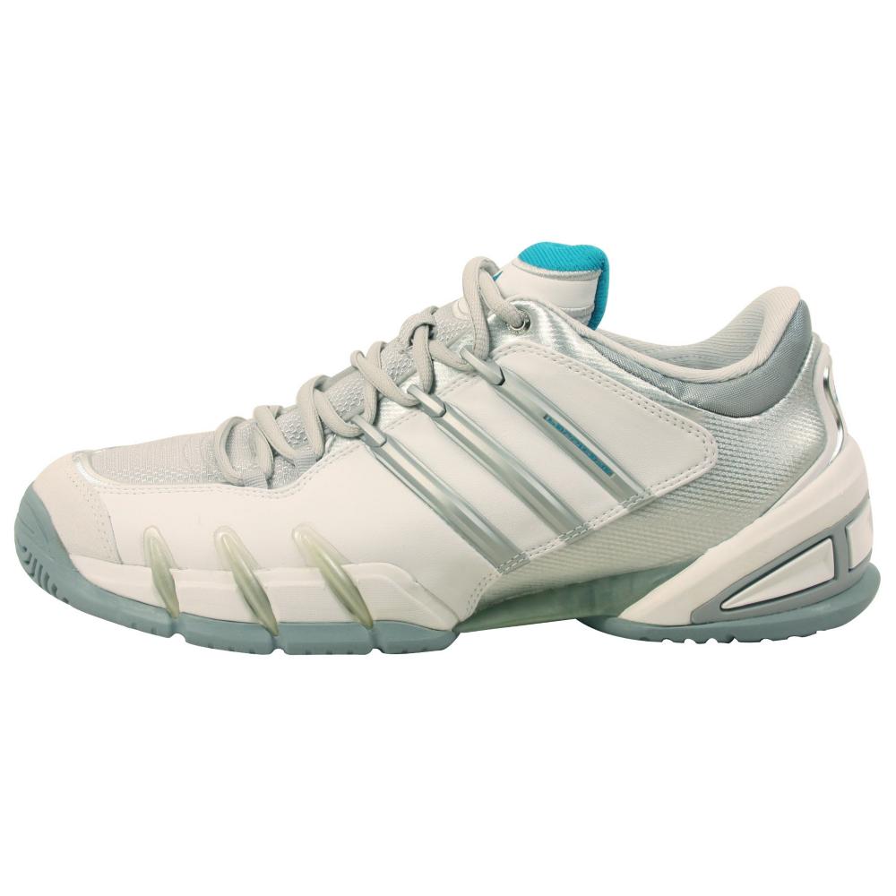 adidas Barricade III Tennis Shoes - Women - ShoeBacca.com