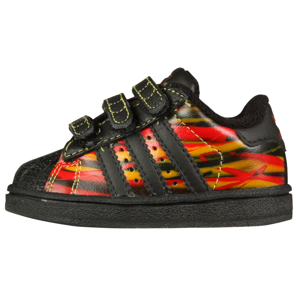 adidas Superstar CF I Retro Shoes - Infant - ShoeBacca.com