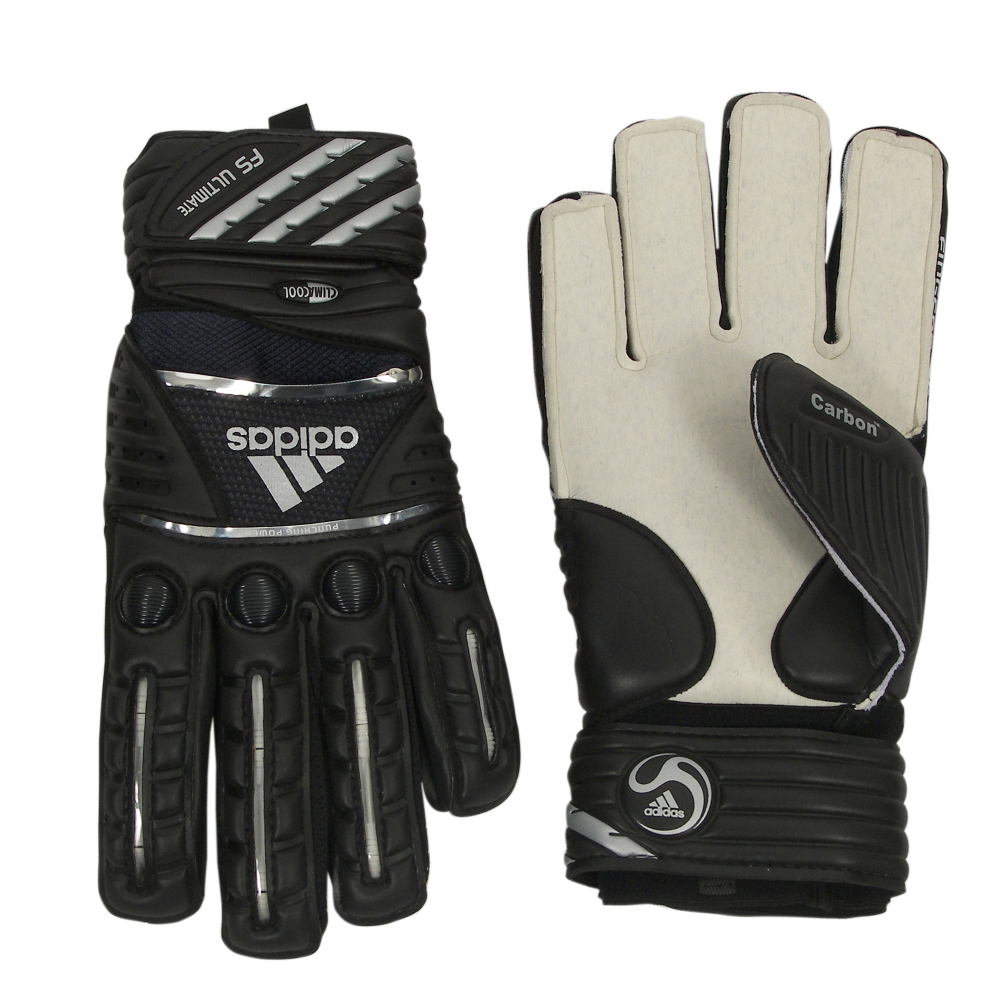 adidas Fingersave Ultimate '08 Gloves Gear - Unisex - ShoeBacca.com