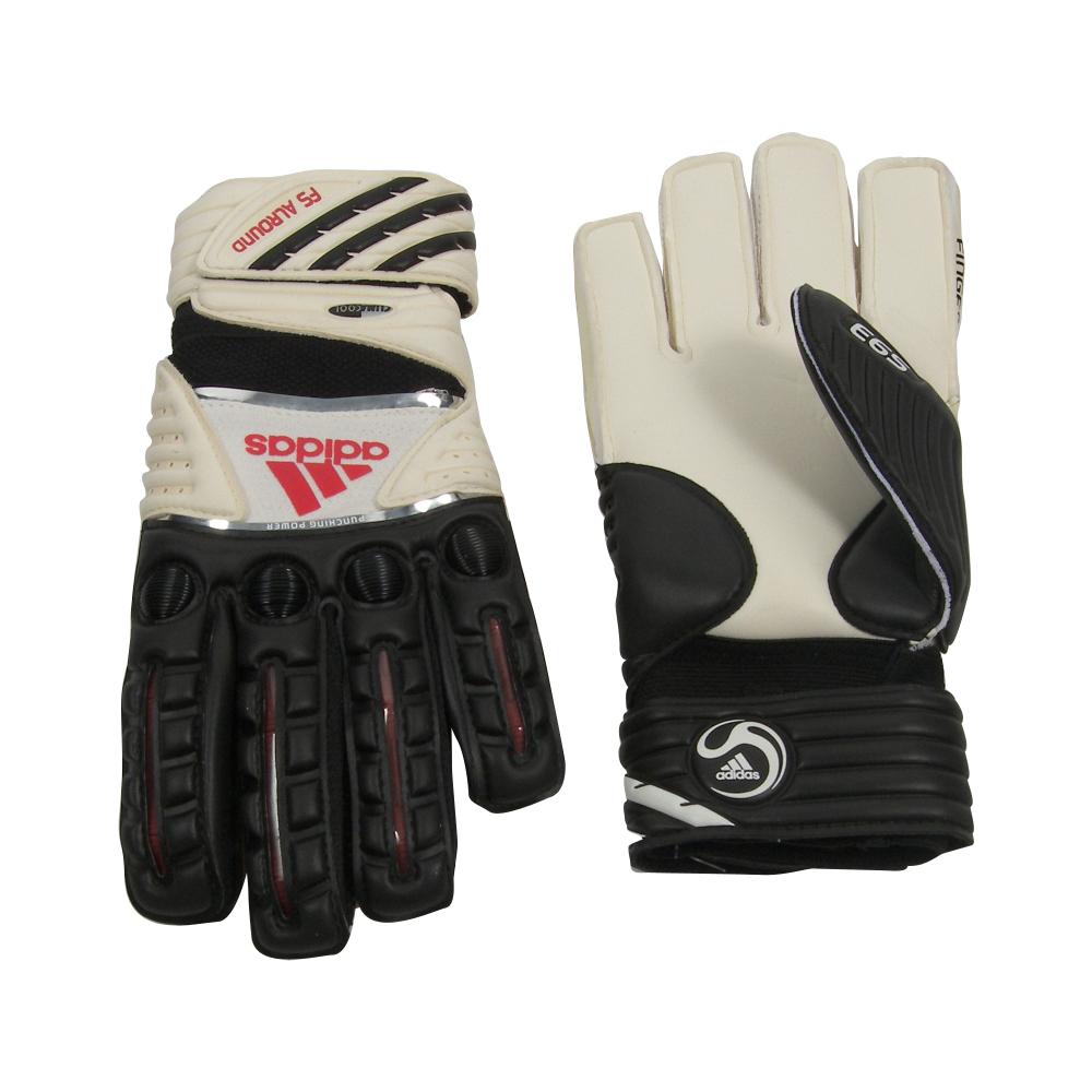 adidas Fingersave Alround Gloves Gear - Unisex - ShoeBacca.com