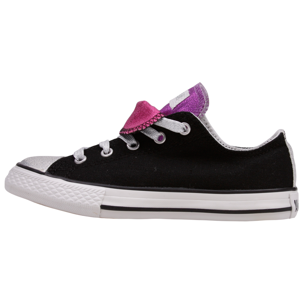 Converse CT Double Tongue Ox Athletic Inspired Shoes - Toddler,Kids - ShoeBacca.com