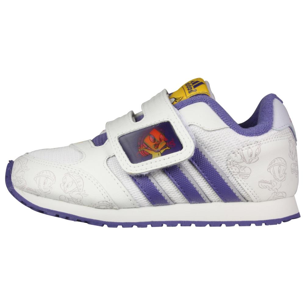 adidas LTA StreetRun II Running Shoes - Toddler - ShoeBacca.com