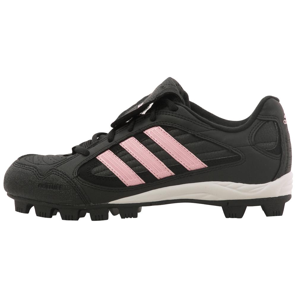 adidas Triple Star 5 Low Baseball Softball Shoes - Kids - ShoeBacca.com