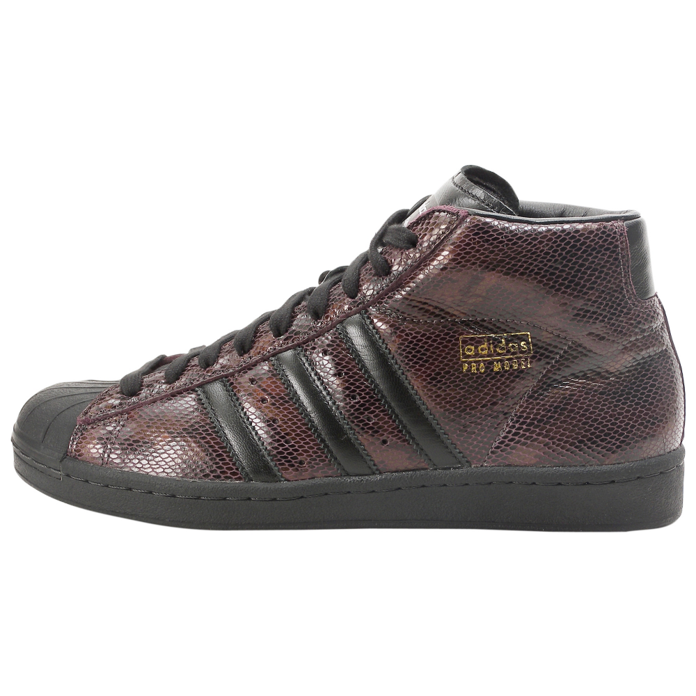 adidas Pro Model Vintage Retro Shoes - Men - ShoeBacca.com