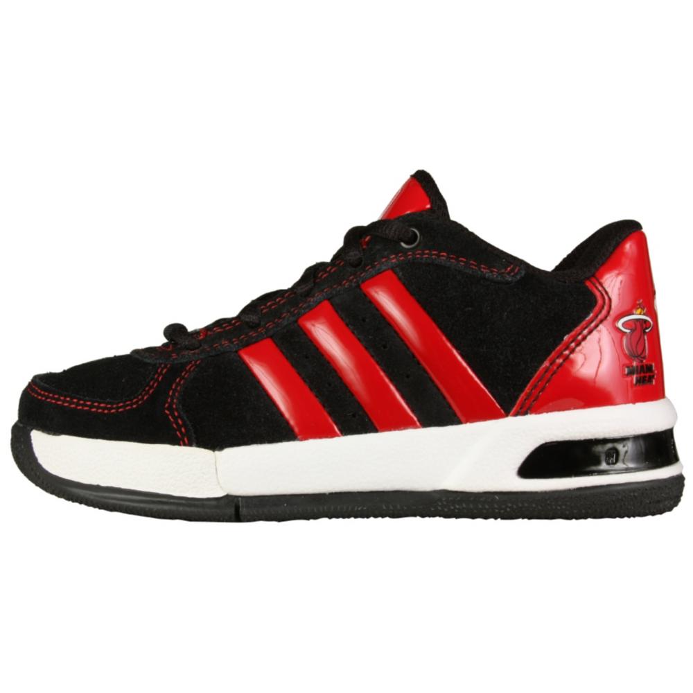 adidas BTB LT NBA Basketball Shoes - Toddler - ShoeBacca.com