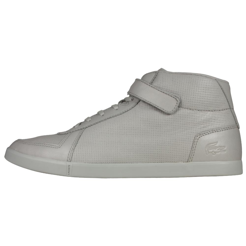 Lacoste Crosier Hi SRM Athletic Inspired Shoes - Men - ShoeBacca.com