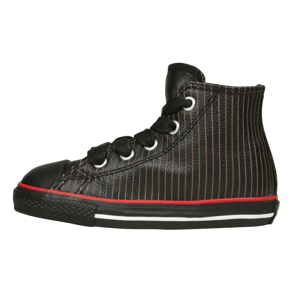 Converse Chuck Taylor All Star Leather Hi Retro Shoes - Infant,Toddler - ShoeBacca.com
