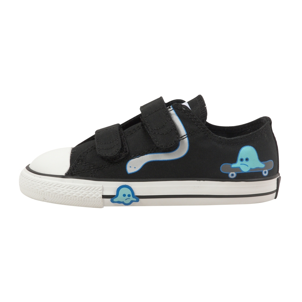 Converse Chuck Taylor All Star Doodle Ox Retro Shoes - Infant,Toddler - ShoeBacca.com