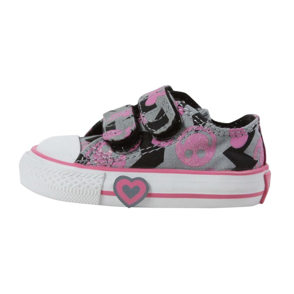 Converse Chuck Taylor All Star Smiley Ox Retro Shoes - Infant - ShoeBacca.com