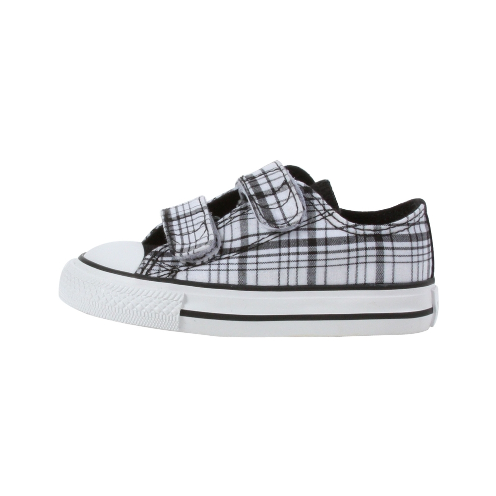 Converse Chuck Taylor All Star 3V Ox Athletic Inspired Shoes - Infant,Toddler - ShoeBacca.com