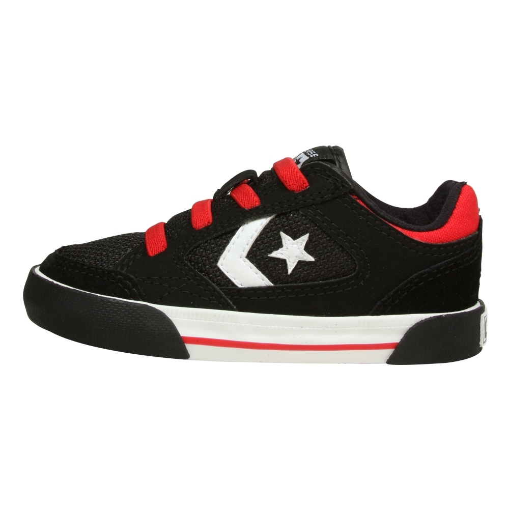 Converse Optium Ox Skate Shoes - Infant,Toddler - ShoeBacca.com