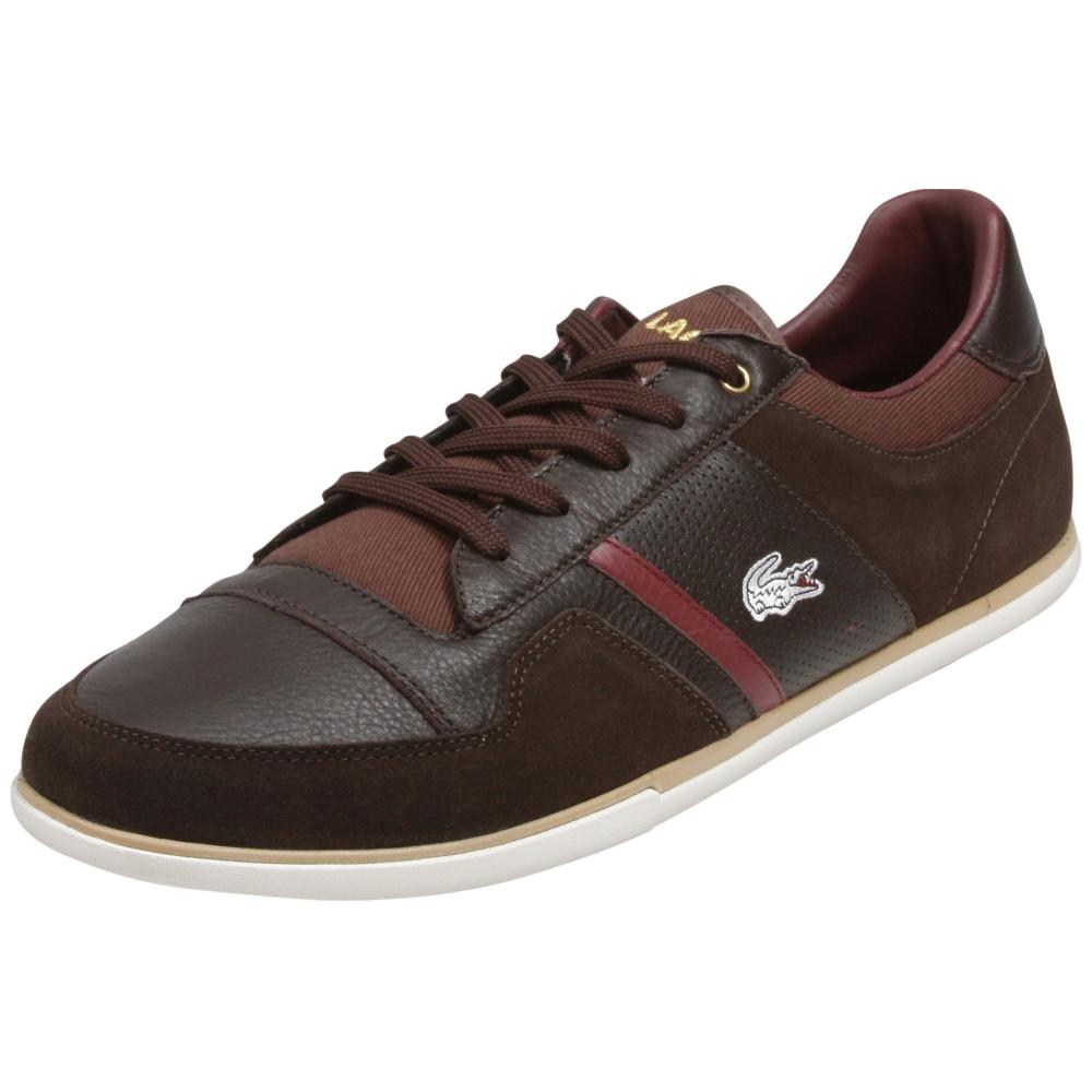 Lacoste Beckley S Athletic Inspired Shoe - Men - ShoeBacca.com