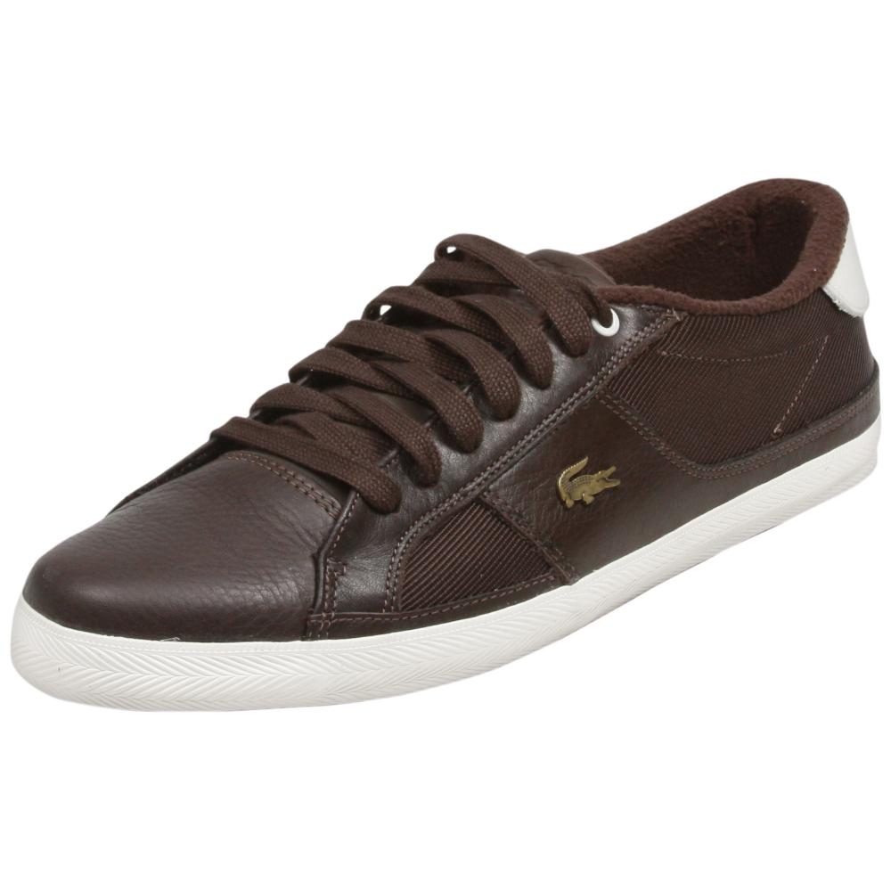Lacoste Avant L Athletic Inspired Shoe - Men - ShoeBacca.com
