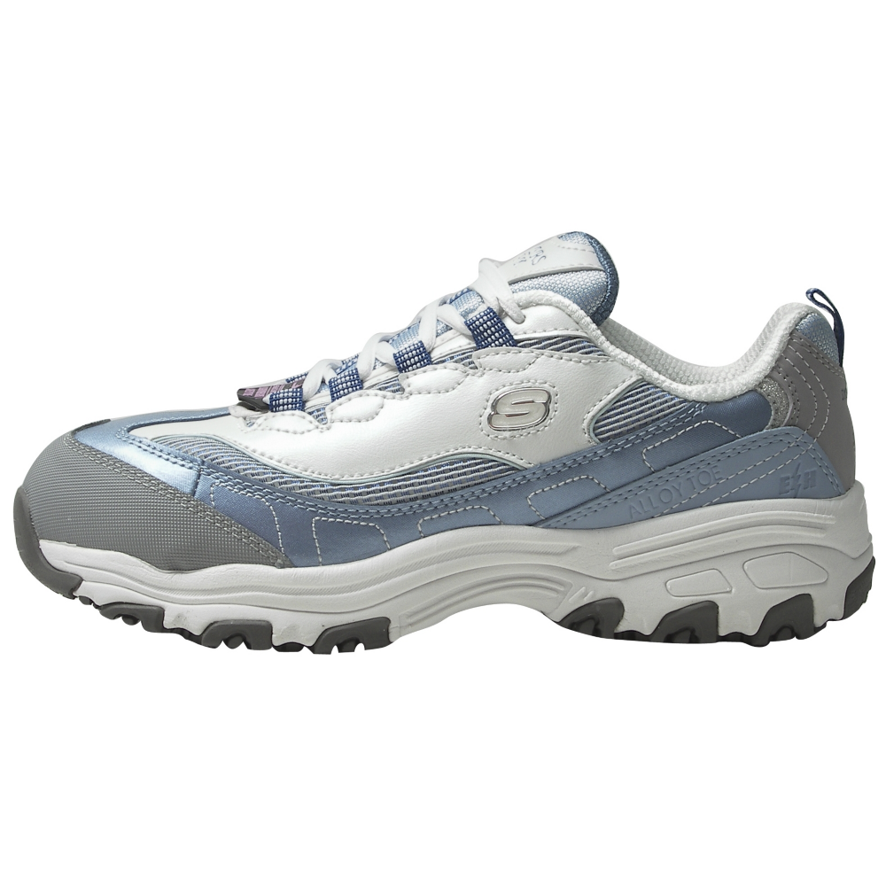 Skechers Alloy Toe Non-Slip Occupational Shoes - Women - ShoeBacca.com