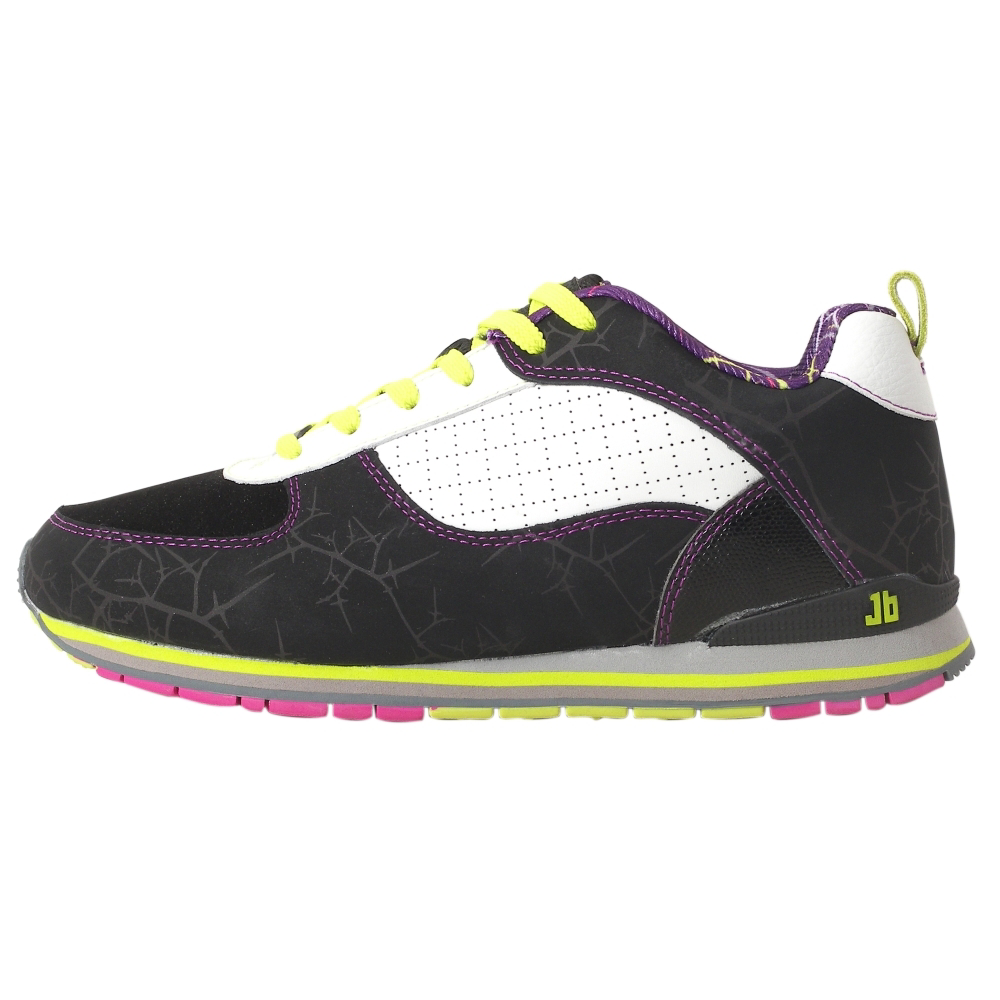 JB Classics Sub-40 Thorns Black Fossil Athletic Inspired Shoes - Men - ShoeBacca.com