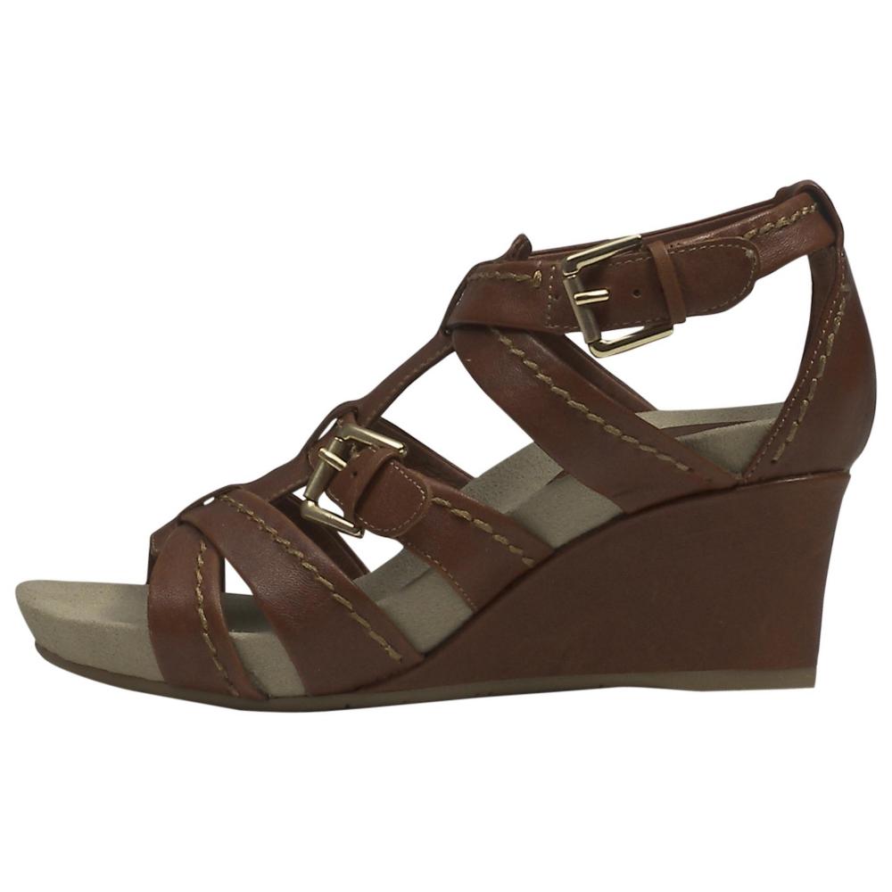 Earthies Lucia Heels Wedges Shoe - Women - ShoeBacca.com