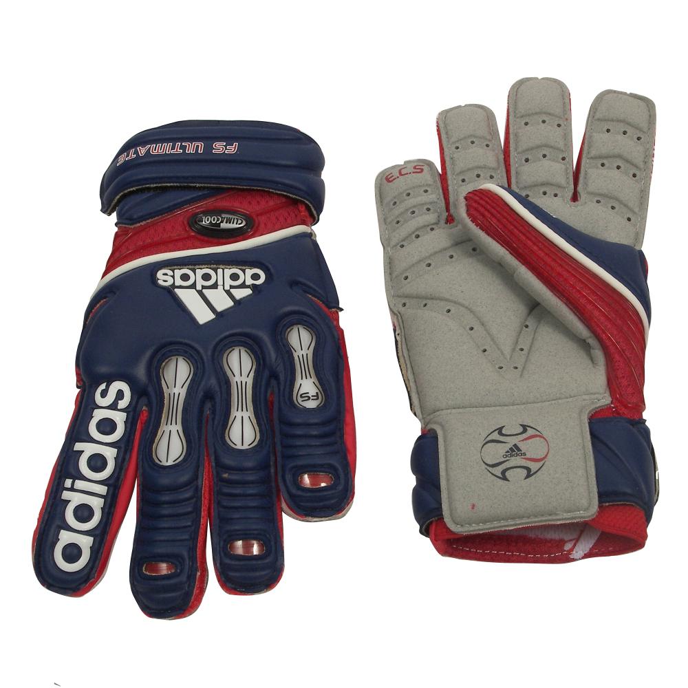 adidas Fingersave Ultimate Gloves Gear - Unisex - ShoeBacca.com