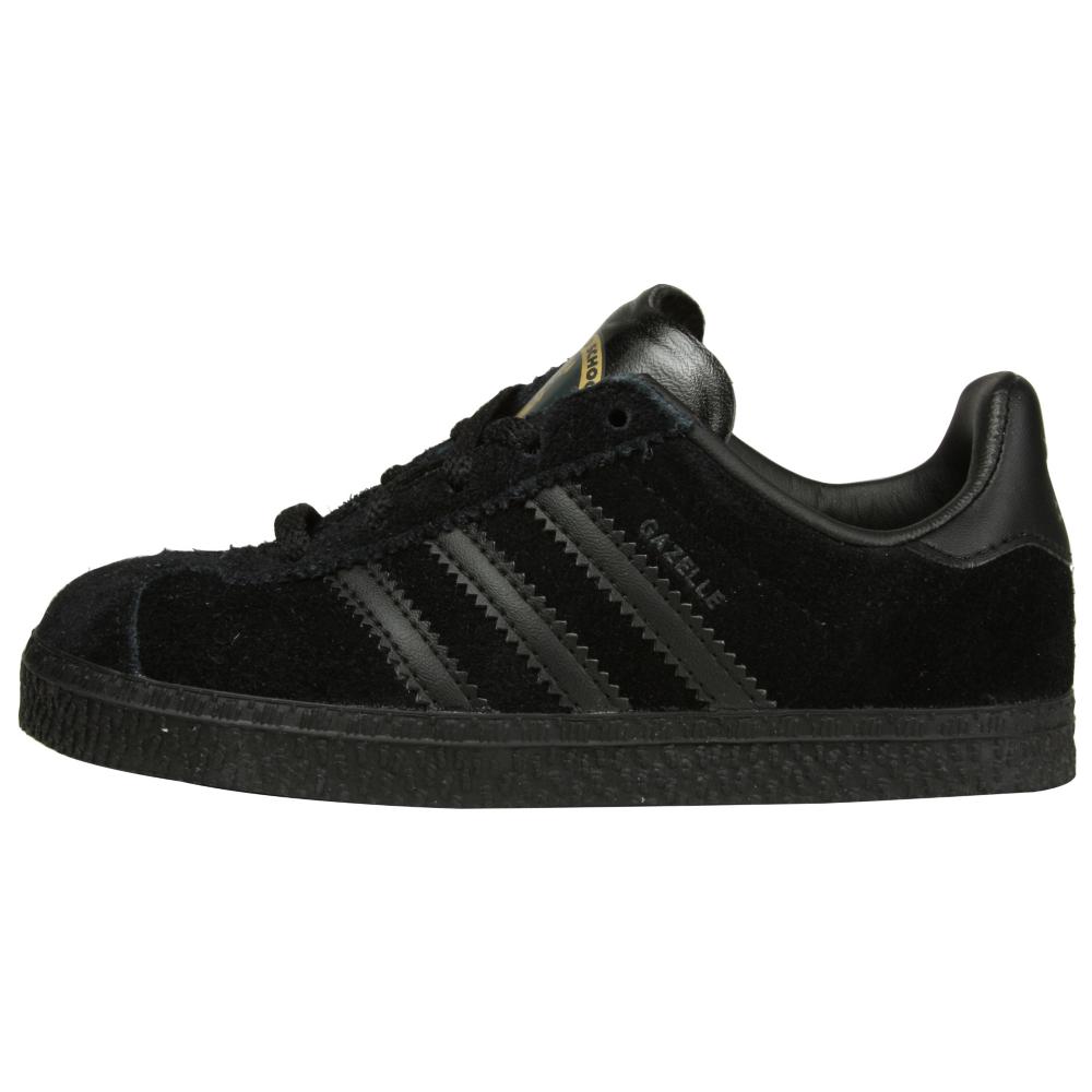 adidas Gazelle II Retro Shoes - Toddler - ShoeBacca.com