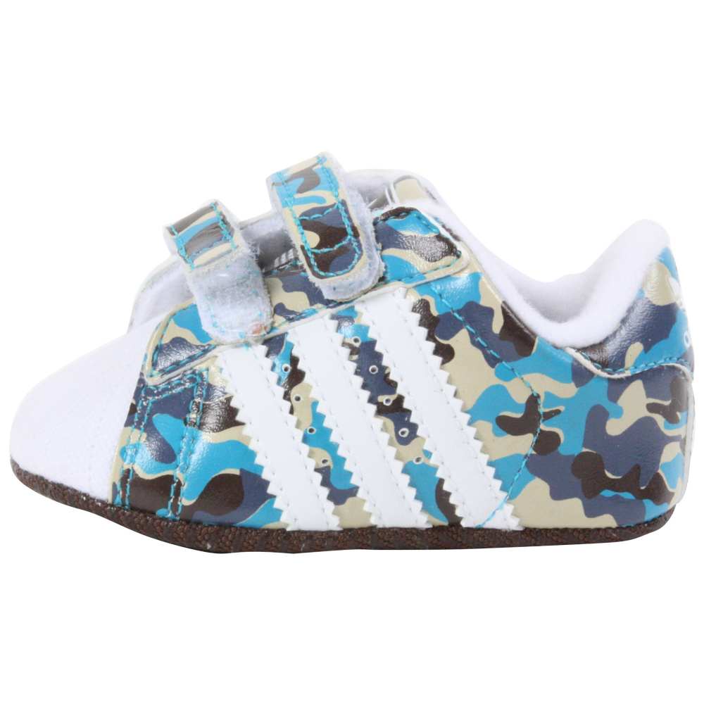 adidas Superstar CF Crib Retro Shoes - Infant - ShoeBacca.com