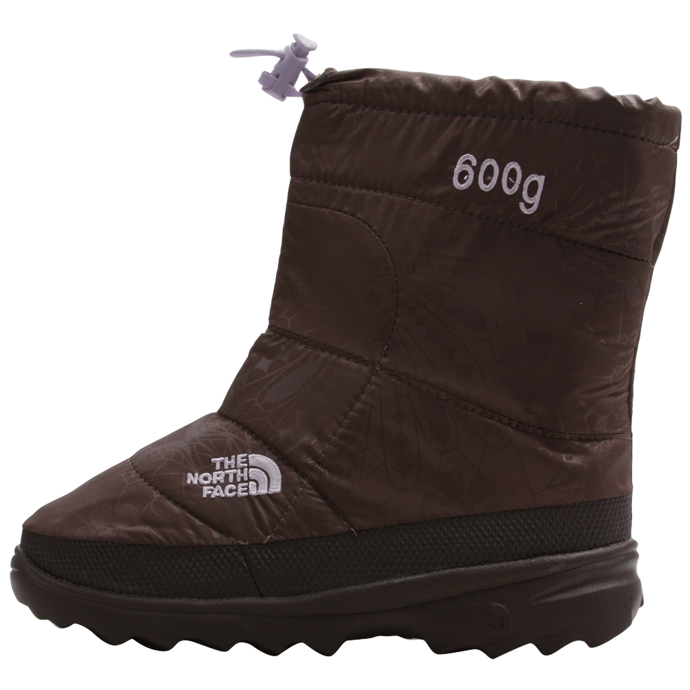 The North Face Nuptse Bootie II Winter Boots - Toddler,Kids - ShoeBacca.com