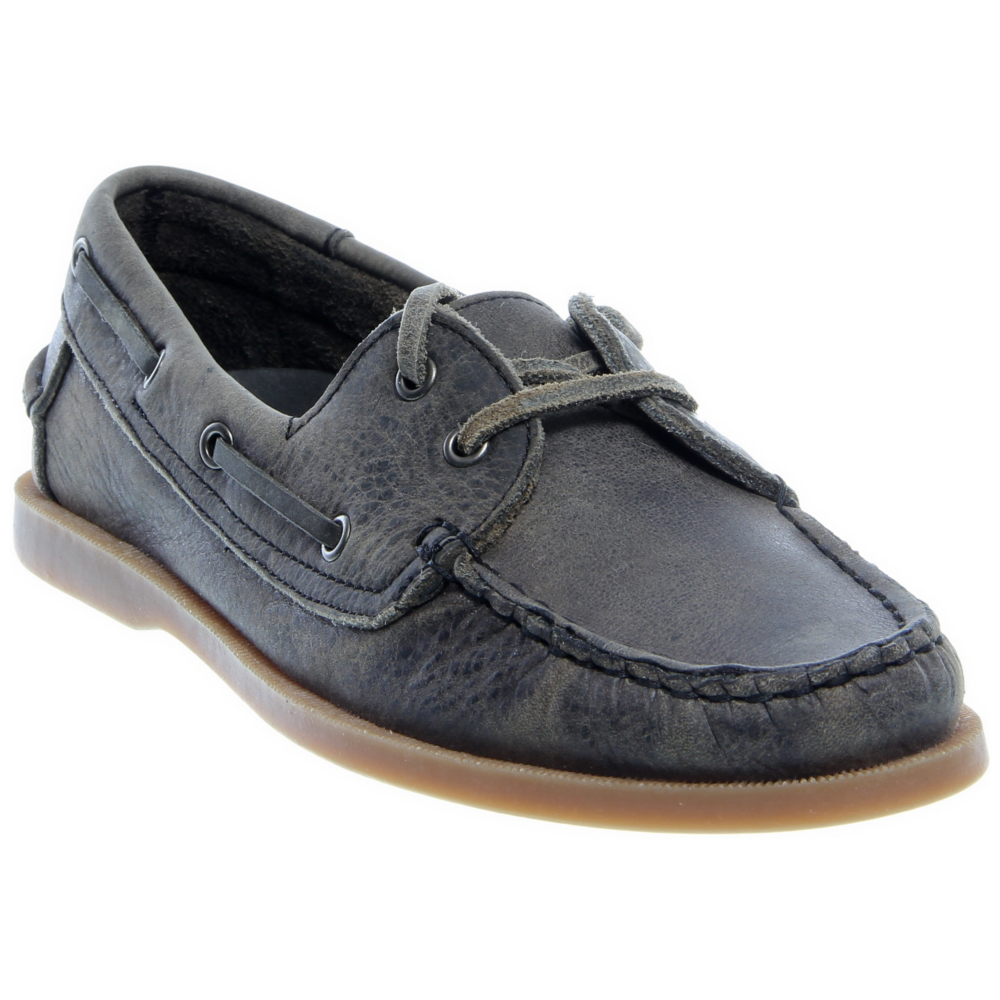 BED:STU Aunt Bettie Boating Shoe - Women - ShoeBacca.com